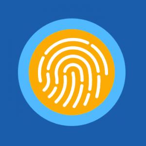 Fingerprinted